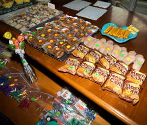 Bake sale goodies-