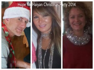 Merry Christmas from Hope for Haiyan. With much gratitude for helping us make a difference and feeding kids affected by super Typhoon Haiyan. You helped make 2014 a year filled with meaning and purpose! Thanks also to our global friends who remain in the front lines with their relentless  dedication. Blessings to all during this special Christmas Season!
