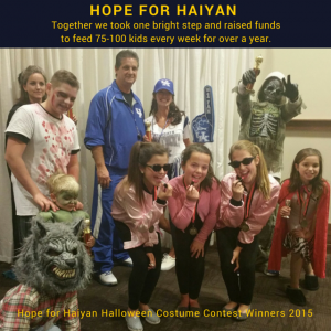 IG-H4H Fundraiser Success